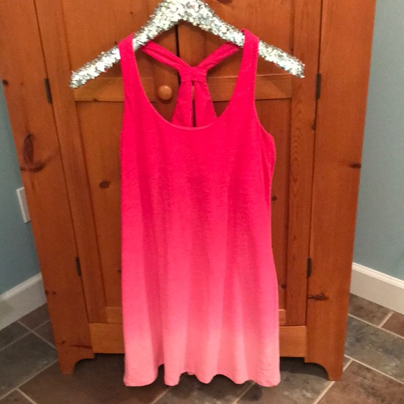 Tommy Bahama Dresses & Skirts - NWTs Pink Tommy Bahama ombré dress XS